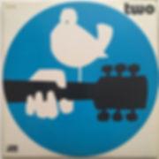jimi hendrix vinyl album lp/woodsock two italy 1971