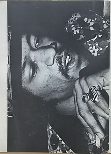 jimi hendrix magazine/crawdady may 1968