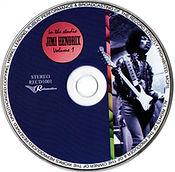 jimi hendrix collector bootlegs cd/in the studio volume1/michael jeffrey estate/
