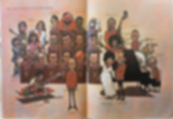 jimi hendrix magazine 1969/poster playboy 1969 february