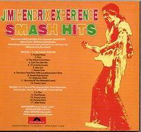 jimi hendrix cd bootlegs/smash hits japan