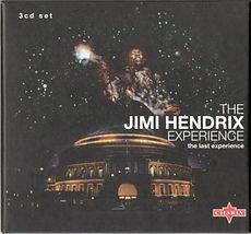 jimi hendrix collector / box set : the last experience