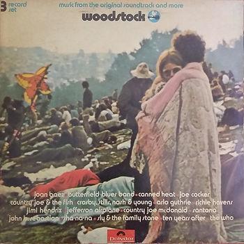 jimi hendrix  vinyls collector / woodstock 3lp polydor