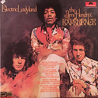 jimi hendrix collector electric ladyland / reissue south africa 1977