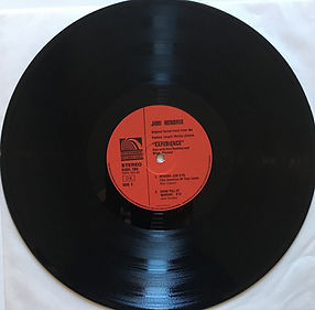 jimi hendrix vinyls albums lps/side 1 experience  france 1971