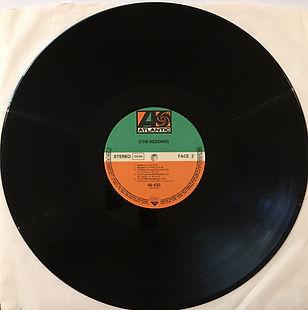 jimi hendrix collector album lp vinyls/otis redding jimi hendrix experience historic performances side 2 atlantic records germany