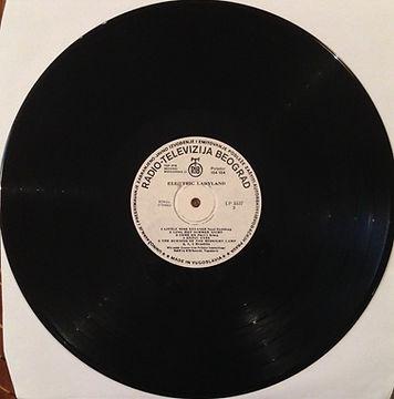 jimi hendrix vinyl album/ side 3  electric ladyland  promo yougoslavia 1973