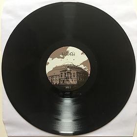 "jimi hendrix bootleg vinyl album/ side 2: ""gimme an a"""