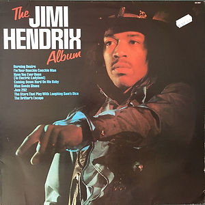 jimi hendrix collector vinyls reissue