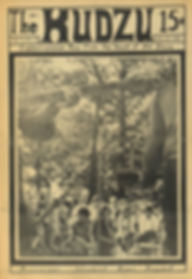 jimi hendrix newspapers 1968/the kudzu oct. 23, 1968