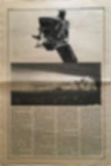 jimi hendrix newspaper 1969/ part 9 rolling stone :sept . 20 1969
