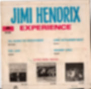 jimi hendrix collector EP 45t vinyls/all along the watchtower portugal 1968