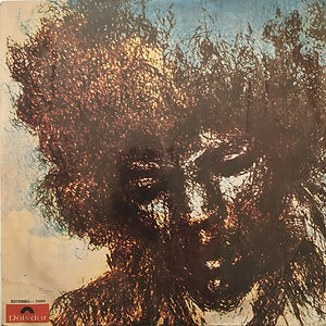 jimi hedrix vinyl lps album/cry of love: ecuador 1972