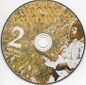 jimi hendrix bootlegs cd / copenhagen 70 / disc 2