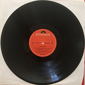 jimi hendrix vinyl album lp/loose ends: side 1/italy 1973
