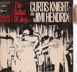 jimi hendrix vinyls singles/ballad of jimi/sugar and spice 1970 france starteside