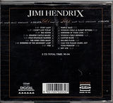 jimi hendrix rotily cd collector/gold