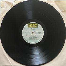jimi hendrix album vinyls/woodstock two disc 1/side 1 cotillion 1971