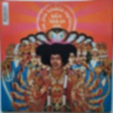 jimi hendrix vinyls album/axis bold as love stereo 1970 australia