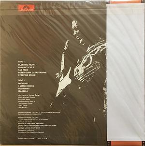 jimi hendrix vinyls /war heroes 1972 japan