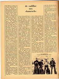 jimi hendrix rotily magazine/rock & folk 3/67