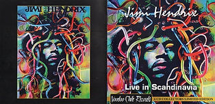 jimi hendrix collector box cds/live in scandinavia vol1