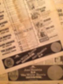jimi hendrix newspaper 1966/new musical express/disc & music echo  december 24 1966