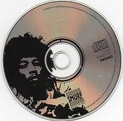 jimi hendrix bootlegs cds/voodo blues 1992
