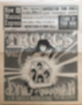 jimi hendrix newspaper 1969/ new musical express january 18 1969