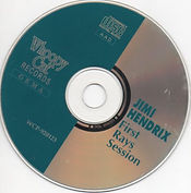 jimi hendrix bootlegs cd / first rays session