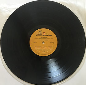 side a / ranbow bridge israel/jimi hendrix viny album lp 1971