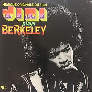 jimi hendrix vinyls collector/ echantillon jimi plays berkeley