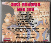 jimi hendrix rotily cd collector/HEY JOE