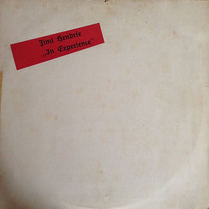 collector/jimi rotily/jimi hendrix vinyls lp/in experience