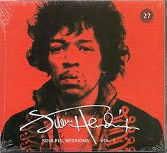 jimi hendrix bootlegs cds 1969/ soulful sessions vol .1