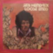 jimi hendrix vinyl album lp/loose ends / argentina 1974