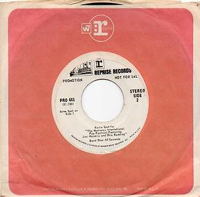 jimi hendrix vinyls singles/promo radio monterey pop festival featuring jimi hendrix and otis redding/reprise records side 2 /1970