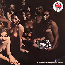 jimi hendrix rotily vinyl collector
