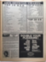 jimi hendrix newspaper/go march 8 1968/top 20 albums