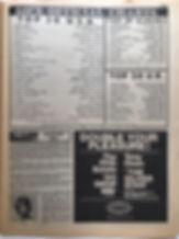 jimi hendrix newspaper/go march 8 1968/top 20 albums