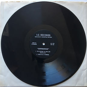 jimi hendrix vinyls bootlegs/side 1 experience i.c records