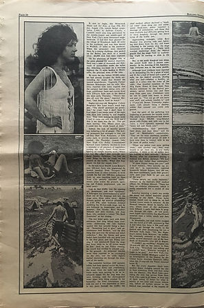 jimi hendrix newspaper 1969/ part 5  rolling stone september 20 1969