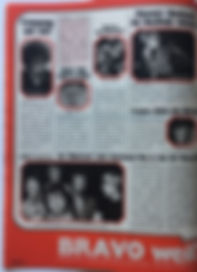 jmi hendrix magazine 1969/ bravo february 10 1969