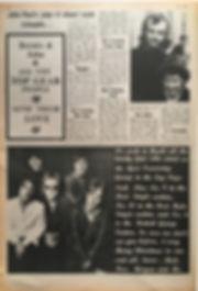 jim hendrix newspaper 1968/top pops december 21 1968
