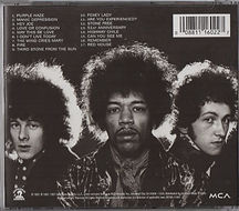 j .hendrix rotily cd/are you experienced