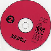 jimi hendrix bootlegs cd / jimi's last visit to sweden vol.2 / disc 21