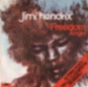 jimi hendrix singles vinyls/fredom angel 1971 italy