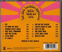 jimi hendrix rotily cd/axis bold as love
