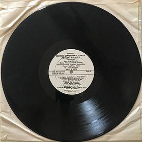 jimi hendrix bootlegs vinyls 1970 / good karma 2  tmoq 1975 /  side 1