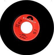 jimi hendrix collector singles/vinyls/gloria italy 1978 polydor records/in special bag